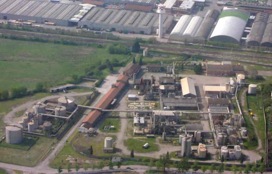 Industria e ambiente for Arredo bagno trento via maccani